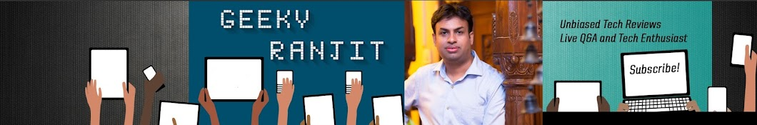 GeekyRanjit In Hindi