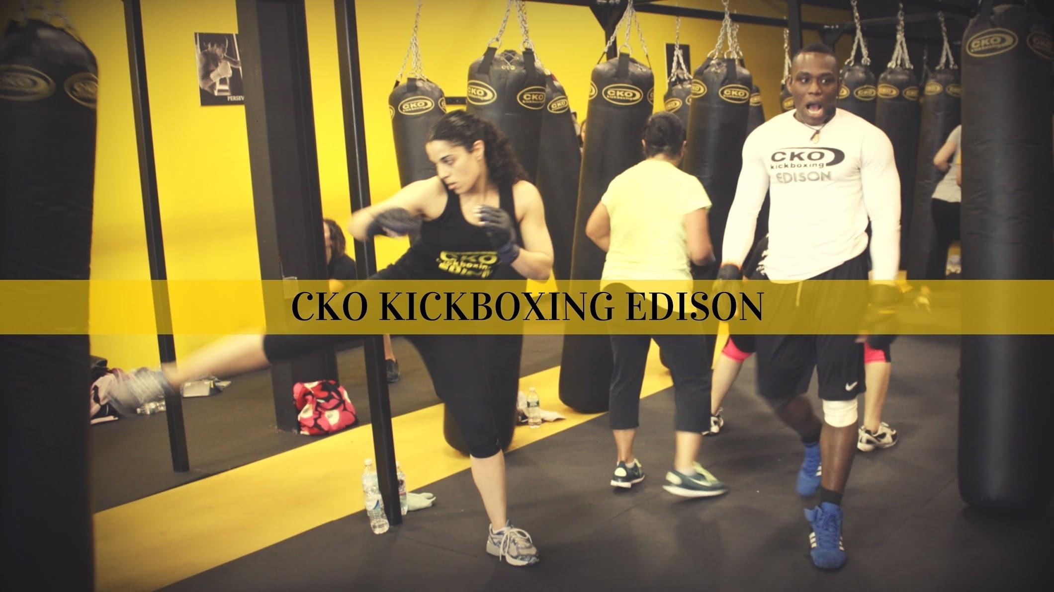 CKO Kickboxing Edison - YouTube
