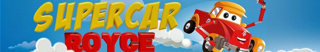 Super Car Royce - Superhero Cartoon Kids Videos