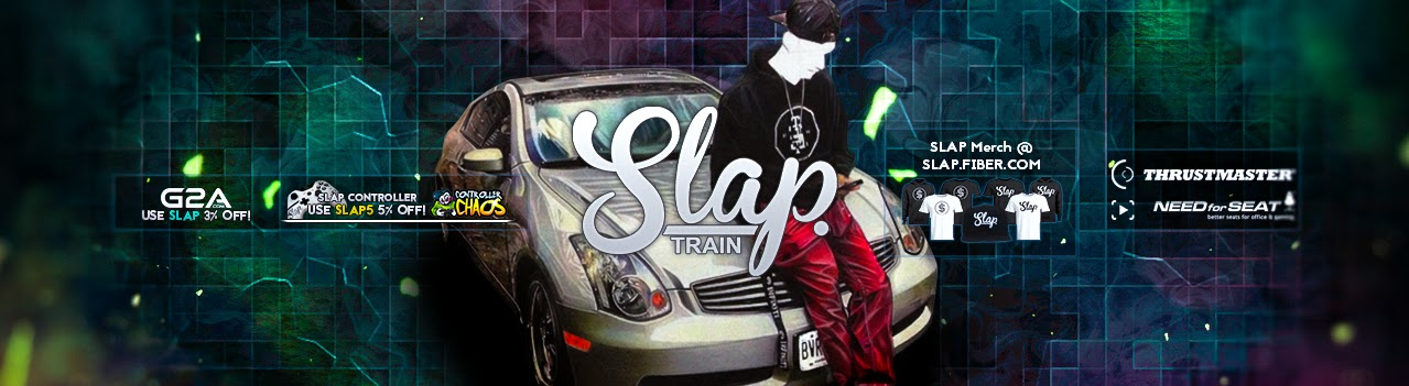 TheSLAPTrain's Cover Image