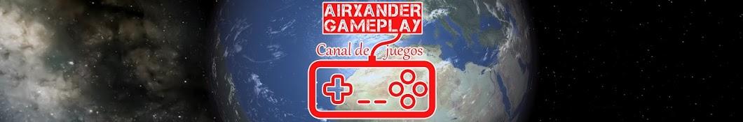 AirXander Gameplay Banner
