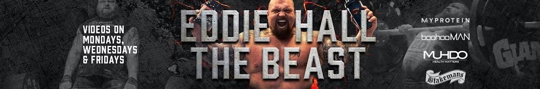 Eddie 'The Beast' Hall Banner