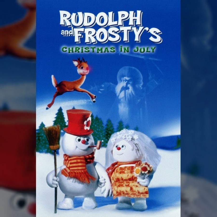 Rudolph and Frosty\'s Christmas in July - Topic - YouTube