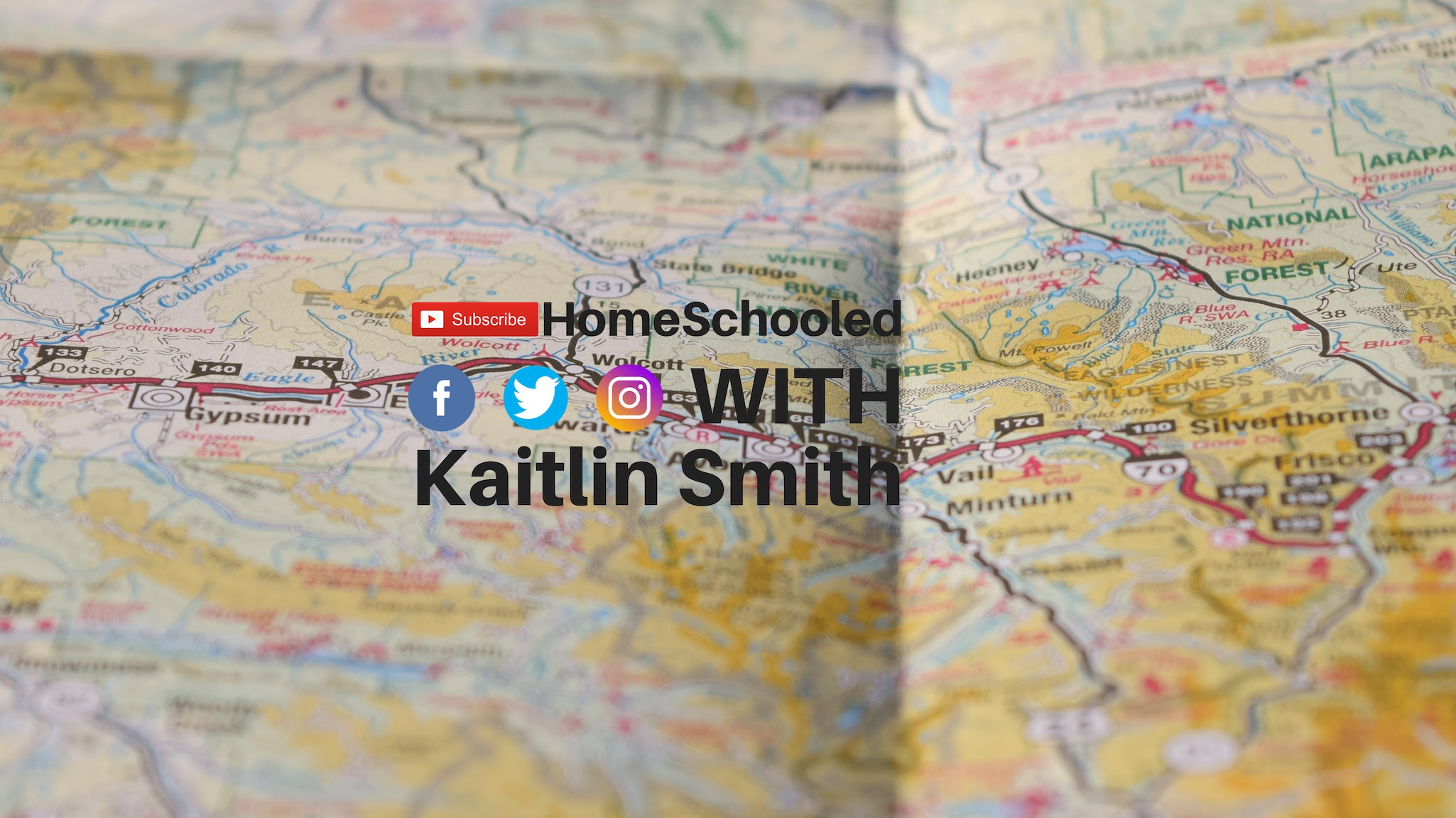 HomeSchooled with Kaitlin Smith