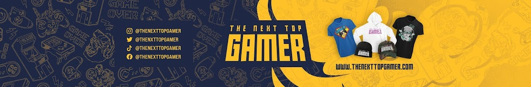 The Next Top Gamer Banner