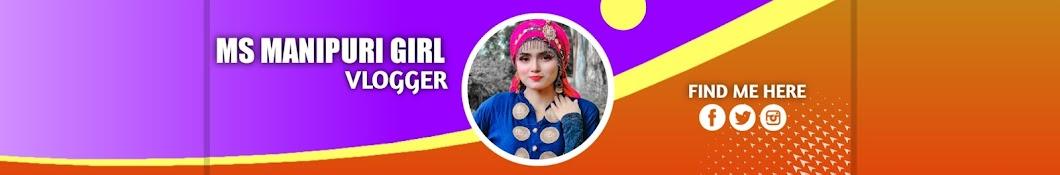 M S Manipuri Girl Banner