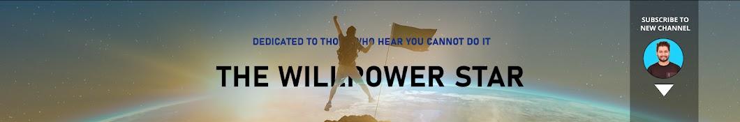 The WillPower Star Banner