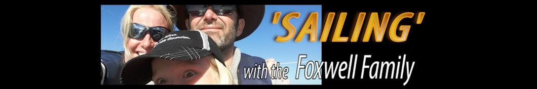 Sailing with the Foxwell Family Banner