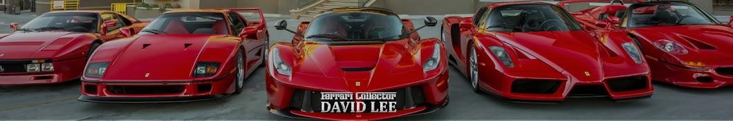 Ferrari Collector David Lee Banner