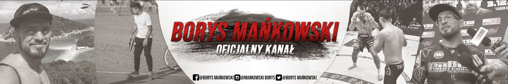 Borys Mankowski TV