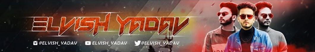 Elvish Yadav Vlogs Banner