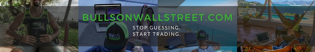 Bulls on Wall Street Banner