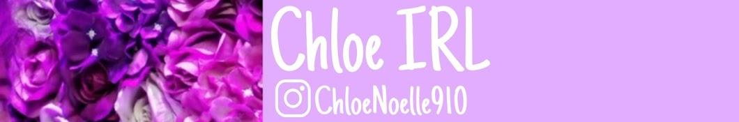 Chloe IRL Banner