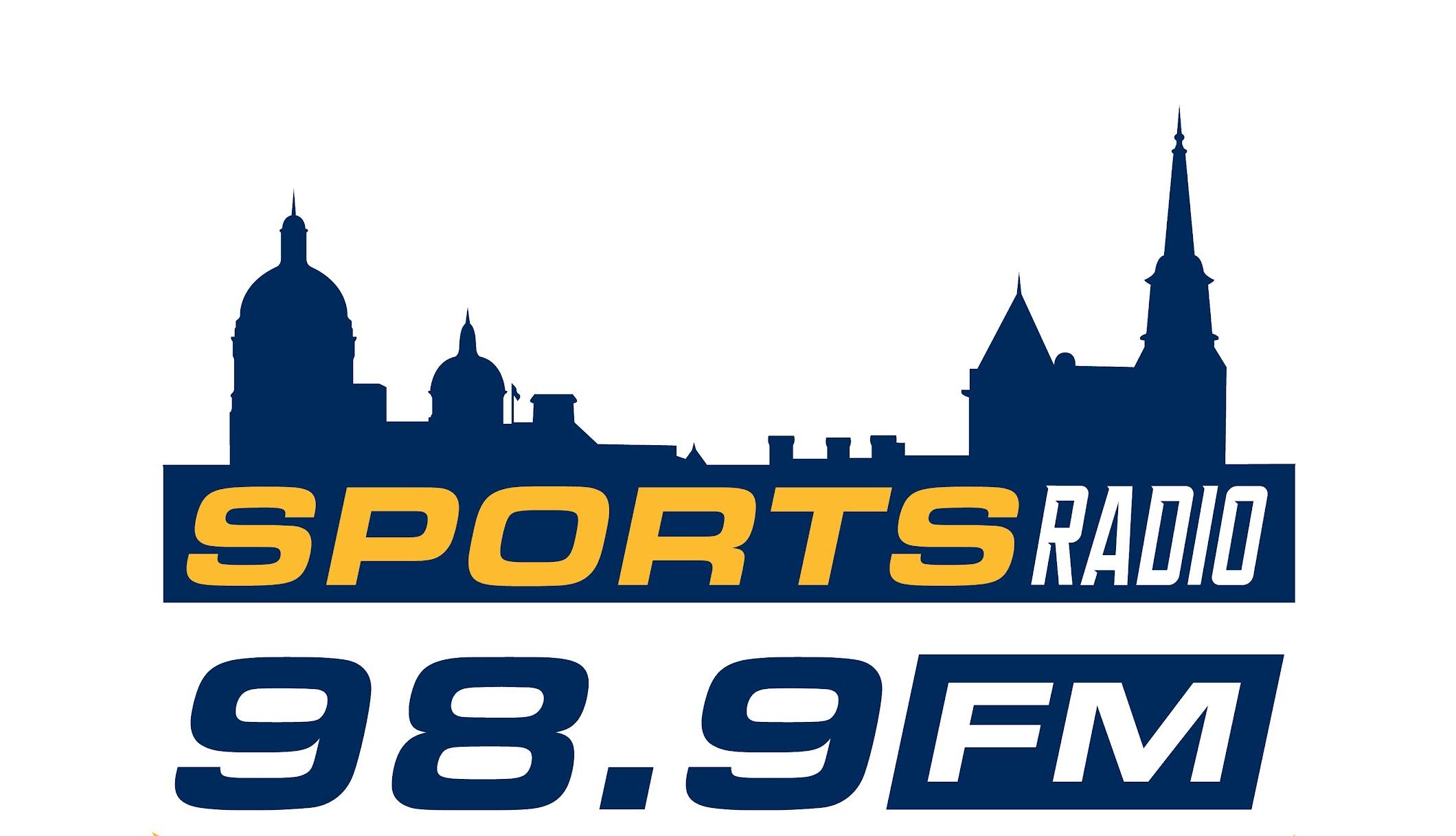 Sports Radio 98.9 FM WOYK 1350