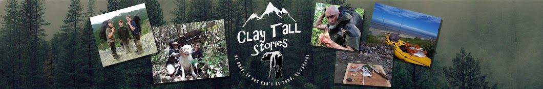 Clay Tall Stories Banner