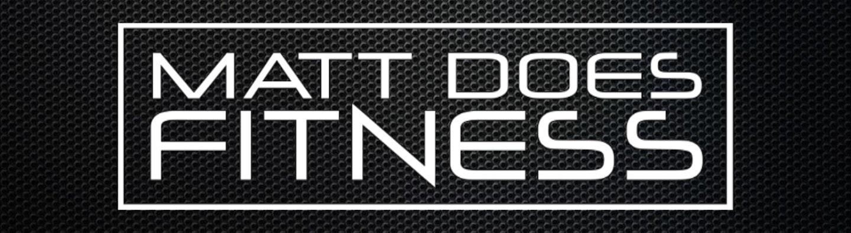 MattDoesFitness's Cover Image