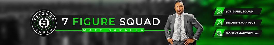 7 Figure Squad Banner