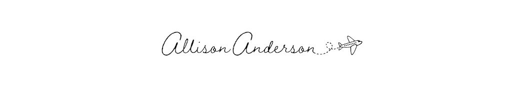 Allison Anderson Banner