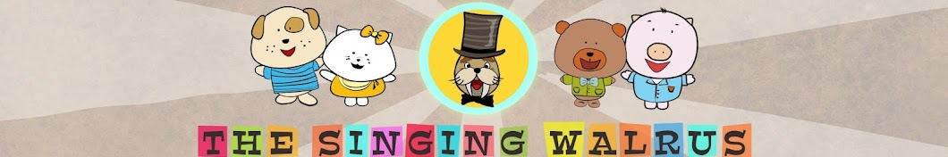 The Singing Walrus - English Songs For Kids