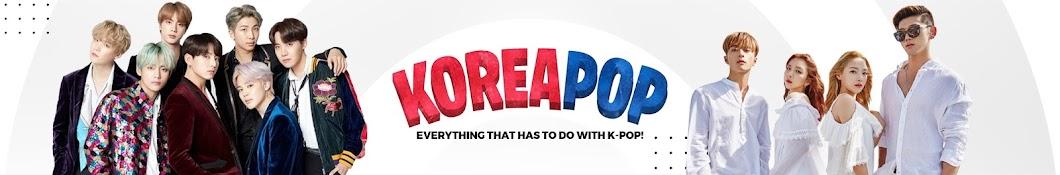 KoreaPop Banner