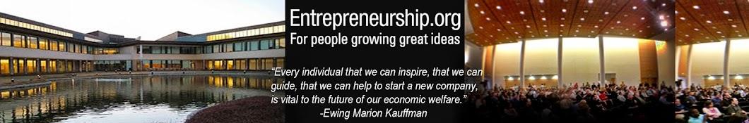 Entrepreneurship.org Banner