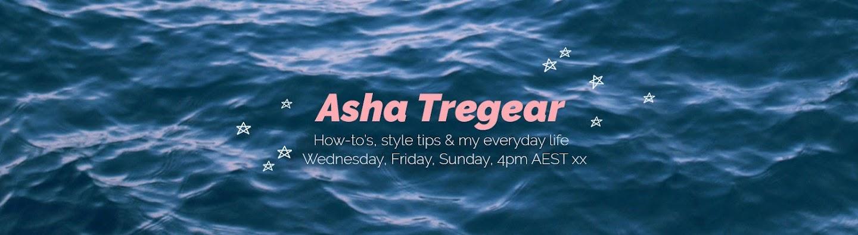 Asha Tregear's Cover Image