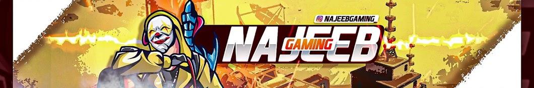 Najeeb Gaming Banner