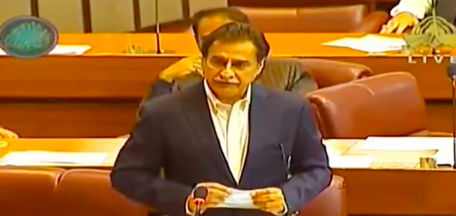 'India will attack if we don't release Abhinandan by 9 pm' said foreign minister Qureshi: Pakistan MP recounts in Parliament