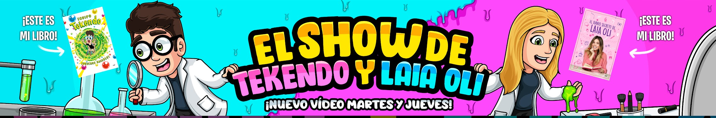 El Show De Tekendo Y Laia Oli Análise E Relatório De Canal Do Youtube Desenvolvido Por Noxinfluencer Mobile
