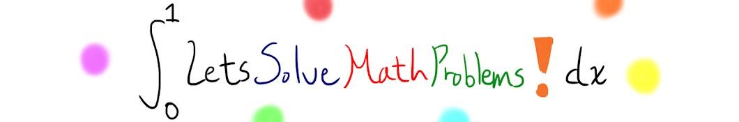 LetsSolveMathProblems