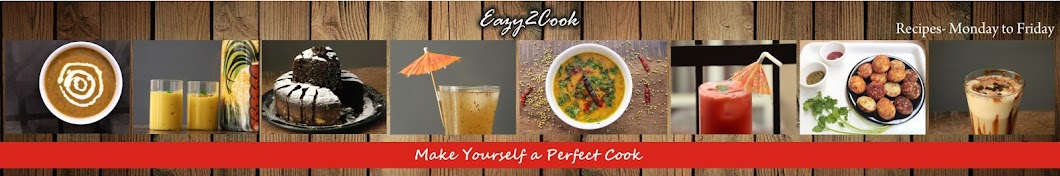 Eazy2Cook - Make Yourself a Perfect Cook