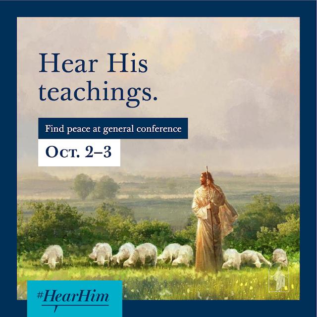Hear His Teachings