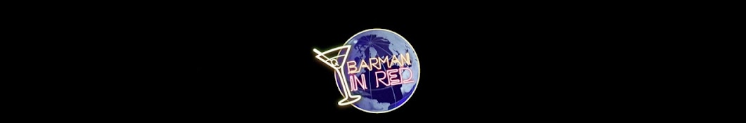 Barman in red
