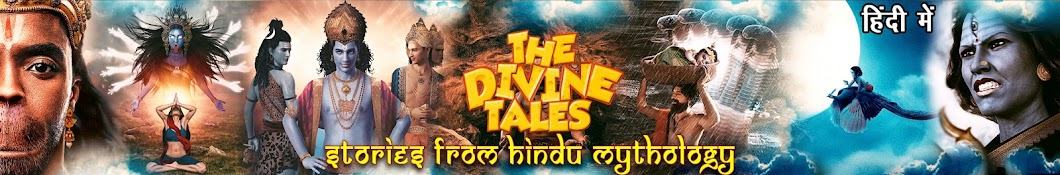The Divine Tales Banner