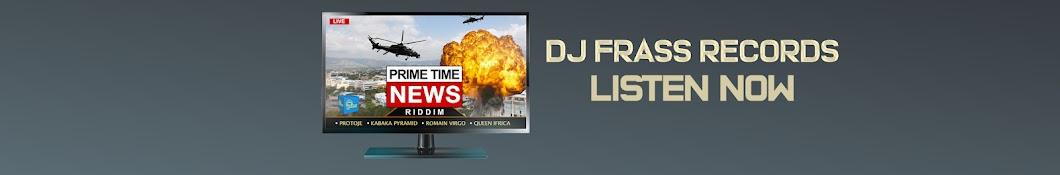 DJ Frass Records Banner