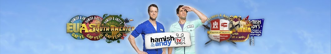 Hamish & Andy TV