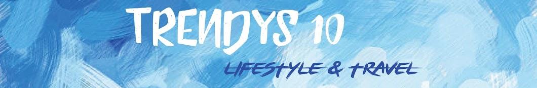 Trendy's 10 Banner