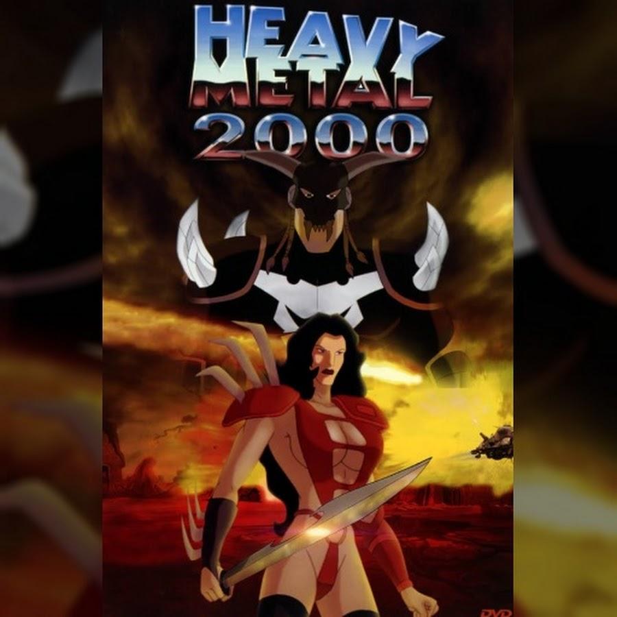 Heavy Metal 2000 o Filme - DUBLADO