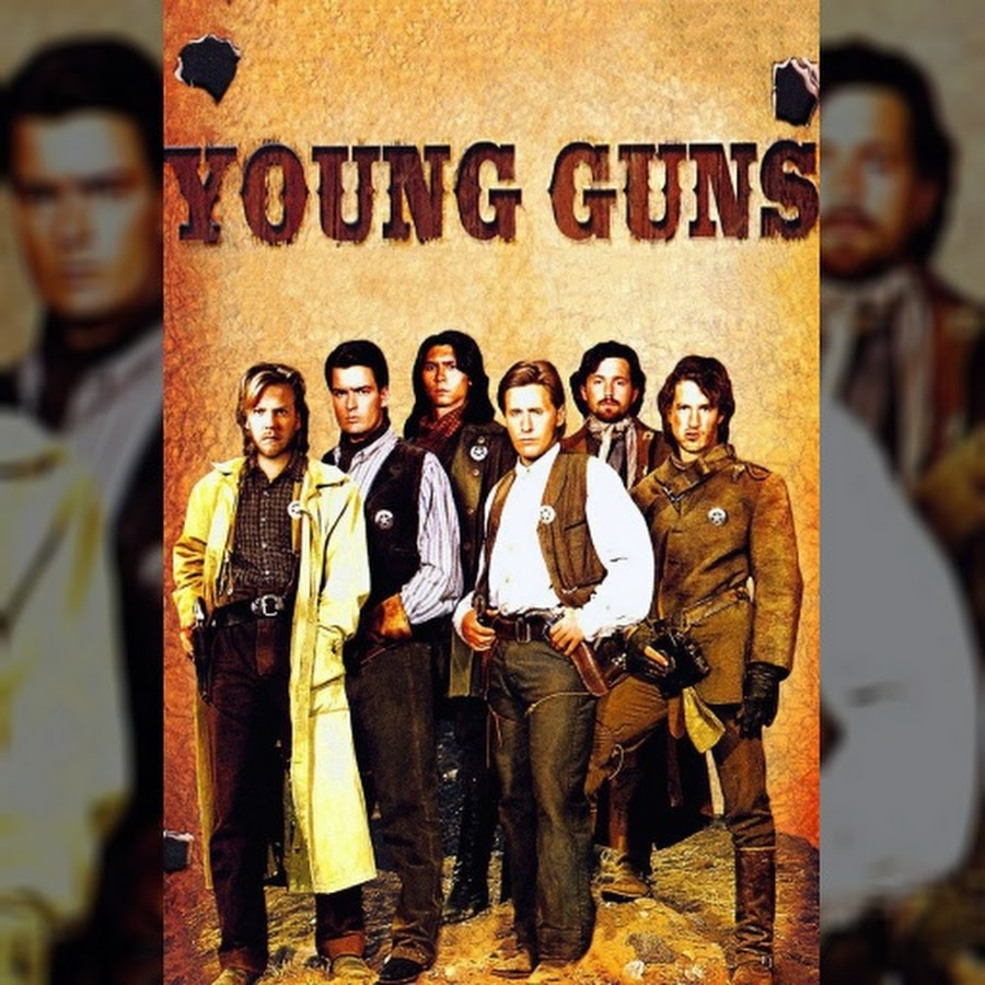 Soundtrack movie young guns ii #5