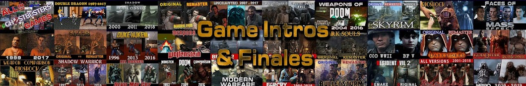 Game Intros & Finales
