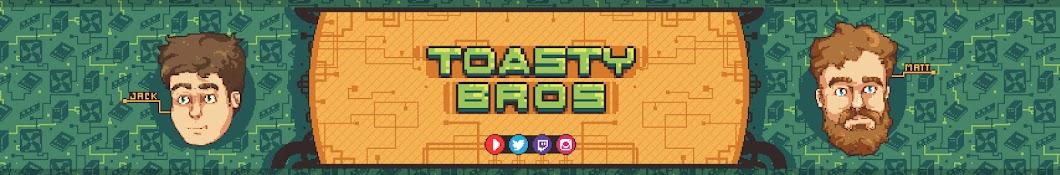 Toasty Bros Banner