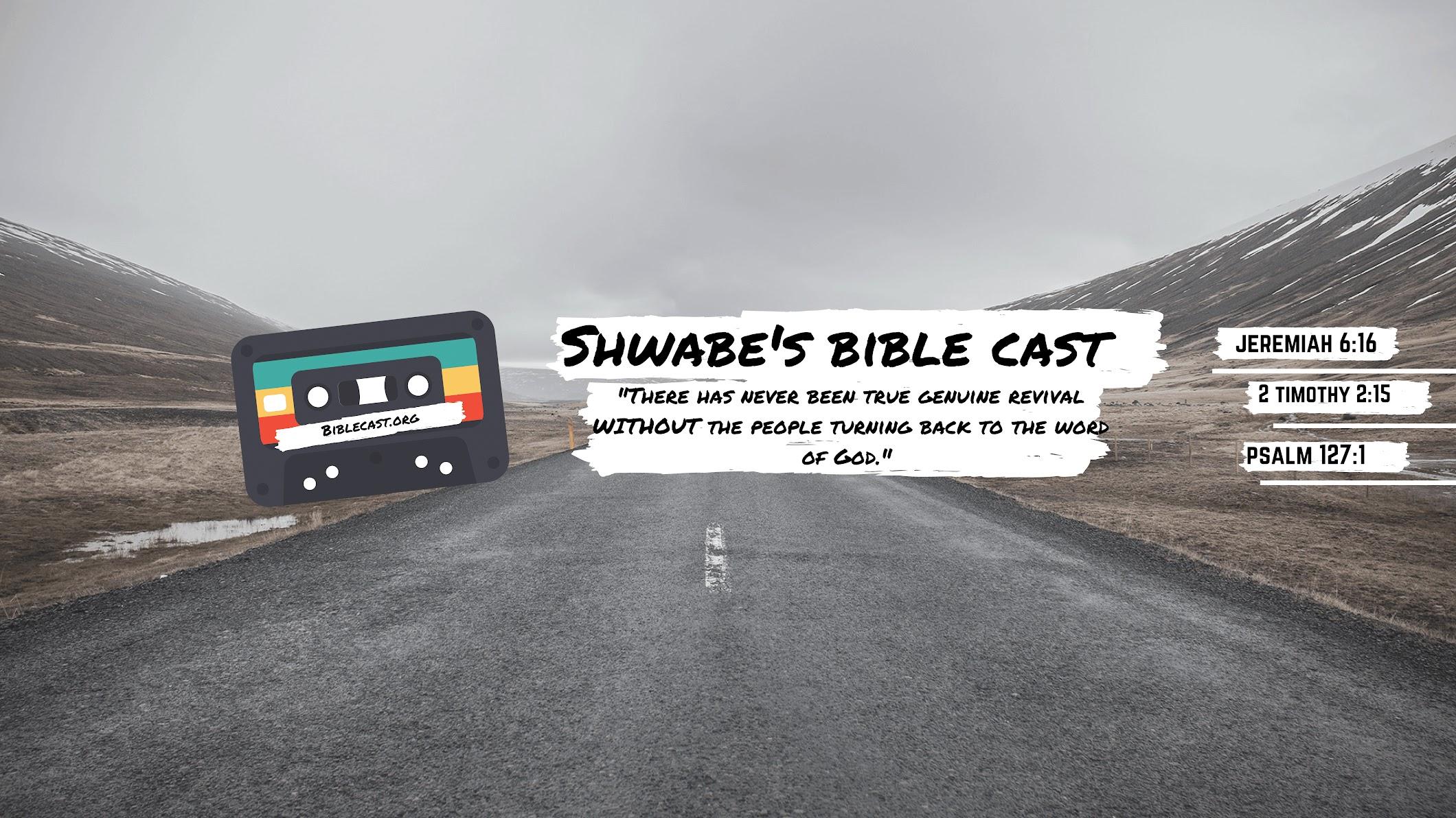 Shwabe's Bible Cast