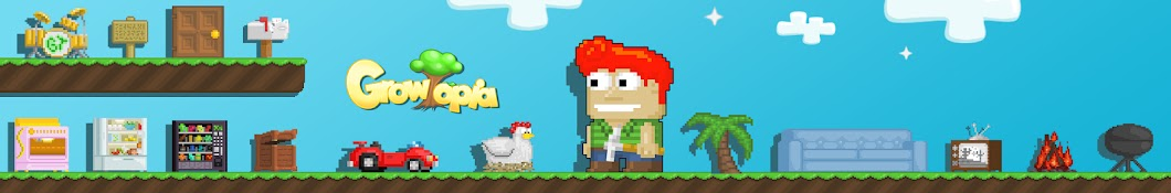Growtopia Official Banner