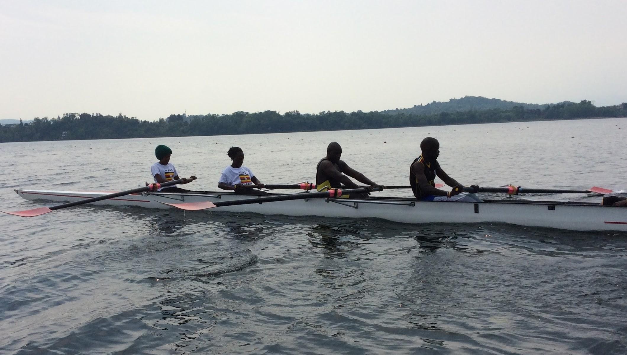 Uganda Para-rowing Federation