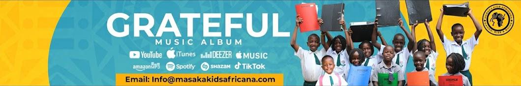 Masaka Kids Africana Music Banner