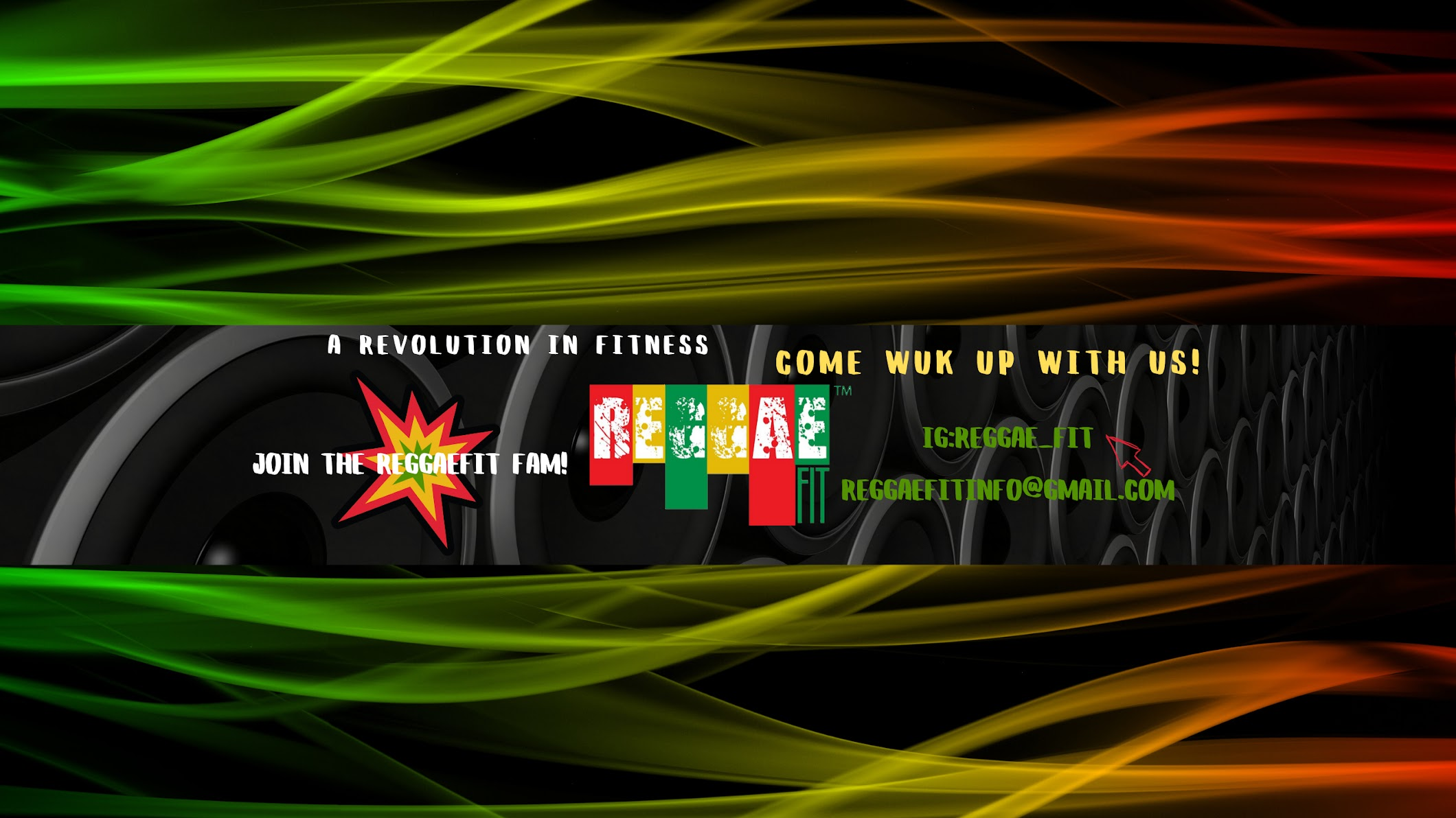Reggae Fit Classes