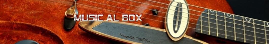 Music AL Box Banner
