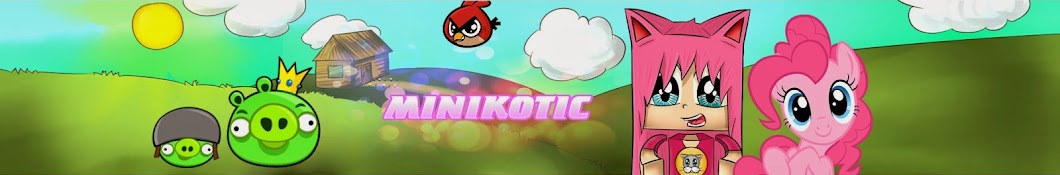 Minikotic ★ Play баннер