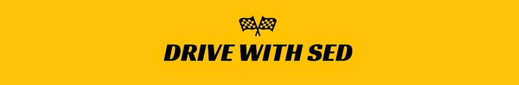 Drive With Sed Banner