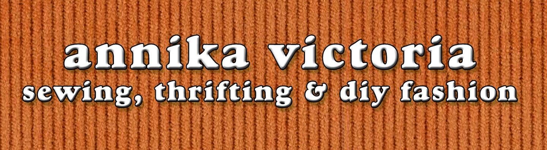 Annika Victoria's Cover Image
